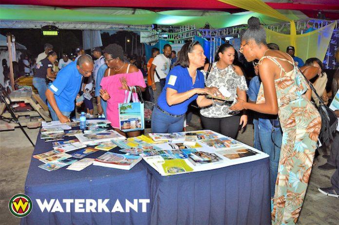 Vijfde Curaçao Infomart in Suriname gehouden