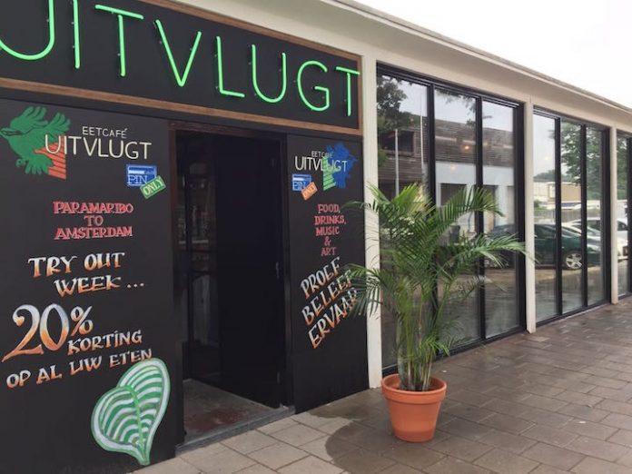 Surinaams-Amsterdams eetcafé Uitvlugt geopend in Westerpark A'dam
