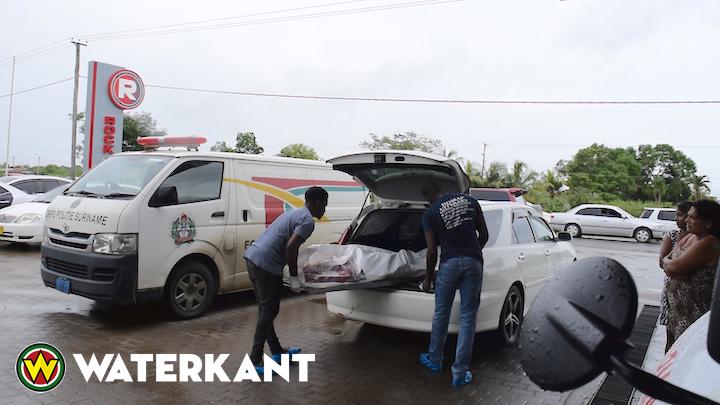 Lid Beveiligings- en Bijstandsdienst Suriname schiet vrouw dood
