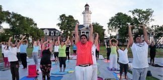 Christenen opgeroepen om niet mee te doen aan Yoga in Suriname