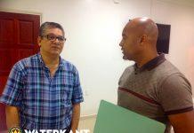 SVB presenteert nieuwe bondscoach van Suriname aan sportpers
