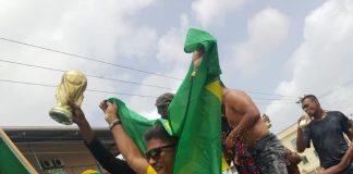 Ook blijdschap in Suriname na winst Brazilië op WK 2018