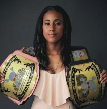 Chavella Lee maakt professioneel debuut op GLORY namens Suriname
