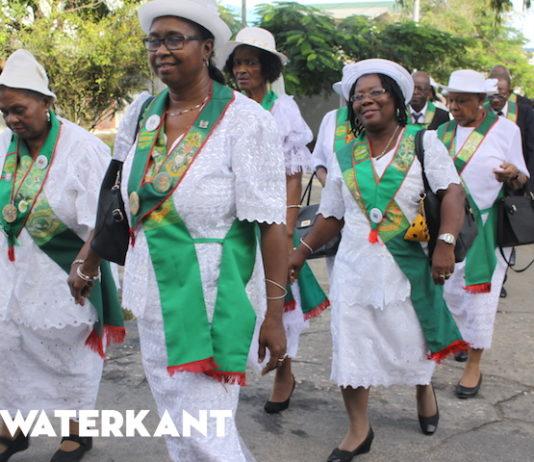 Court Charity bestaat 132 jaar in Suriname