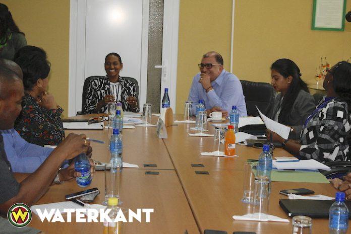 COVAB blijft onderdeel van ministerie Volksgezondheid in Suriname
