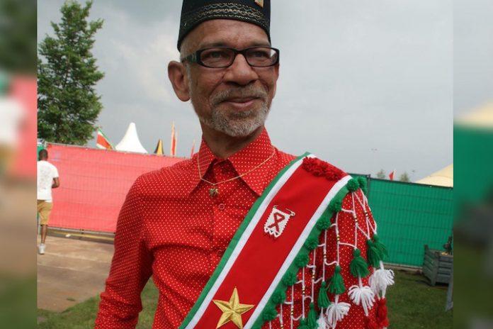 Mikel Haman Award uitgereikt op Roze Zondag van Kwaku Summer Festival