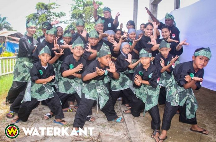Pencak Silat Jeugdkampioenschappen in Suriname
