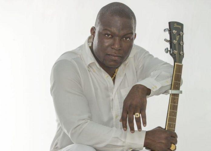 Pinas Emanuel uit Suriname op het Kwaku Summer Festival