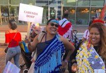 Surinaamse inheemse bewonersgroep 'Yamore' wint 2e prijs SouthEast Parade