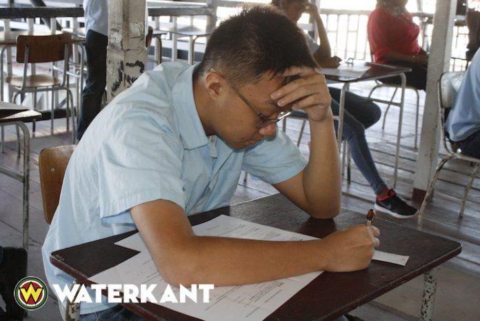 Voor de zesde keer Wiskunde Olympiade in Suriname