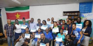JCI Paramaribo organiseert workshop Gebarentaal in Suriname