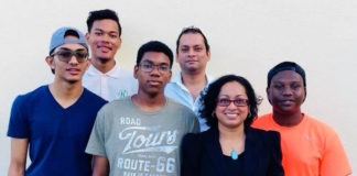 Suriname Robotics Team naar Mexico City voor FIRST Global Challenge