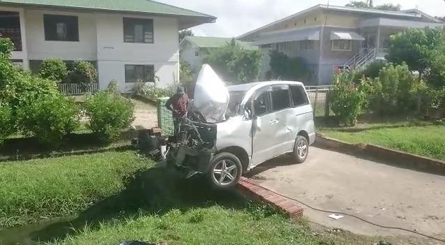 Aanrijding met dodelijk afloop Anton Dragtenweg in Suriname