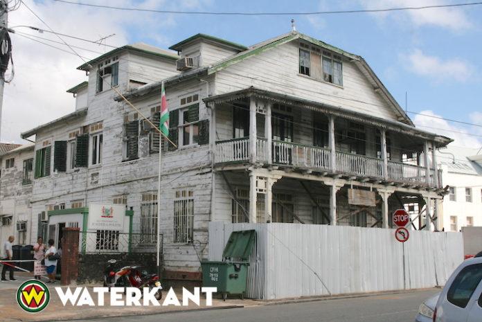 Binnenkort herstel van de historische binnenstad in Suriname
