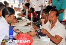 Gratis check-up tijdens Gezondheidspromotie Dag in Suriname