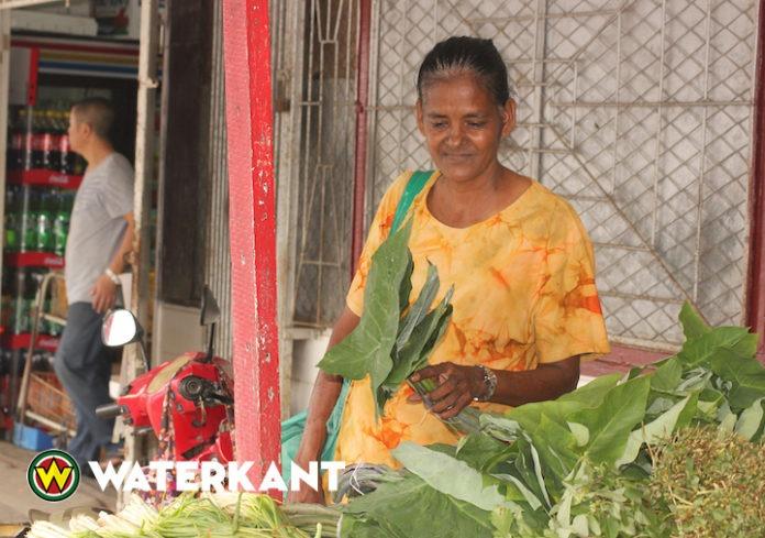 Suriname lijdt onder effect hittegolf op prijs aardappelen en uien