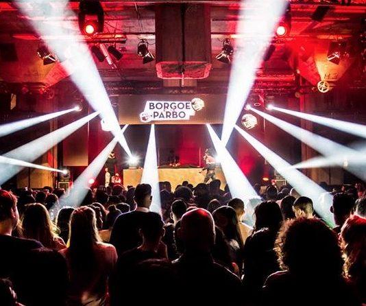 BORGOE -meets- PARBO Indoor Festival Zaterdag 15 september in R'dam