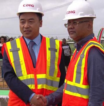 Duits filmpje: houtsector Suriname stevig in Chinese handen