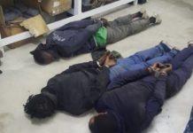 Politie houdt rovers aan die via plafond bij juwelier in Suriname binnen kwamen aan