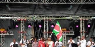 The Funmasters geeft na 25 jaar een concert in Suriname