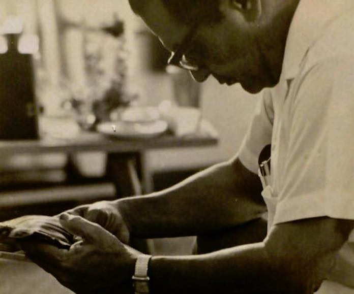 Concert en presentatie boek over Harry de la Fuente uit Suriname