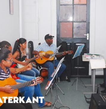 Zware noten voor muziekonderwijs in Suriname