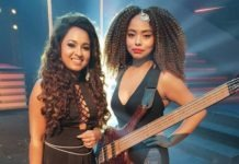 Nisha Madaran uit Suriname werkt in India aan muziekproducties