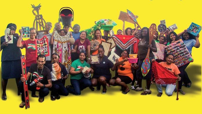 50 jaar activiteiten Tweede activiteit in het kader van 50 jaar Readytex in Suriname  50 jaar activiteiten
