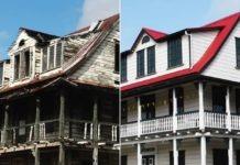 Restauratie zorgt voor behoudt unieke gebouwen in Suriname