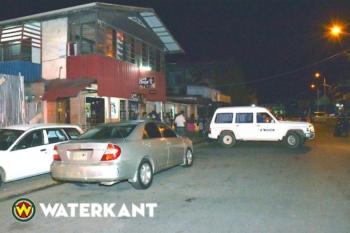 Dodelijke steekpartij Hogestraat in Suriname