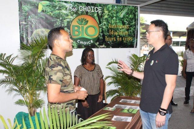 Eerste 'Vakantie in eigen land' beurs van Stichting Toerisme Suriname