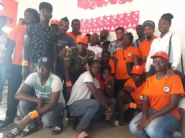VHP doet intrede in Oost Suriname met zeven kernen