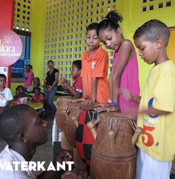 Kindermuseum Villa Zapakara in Suriname ontvangt 90.000ste bezoeker