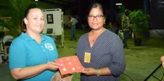 CKC BEM beste exposant Bouw-, Woon- en Huishoudbeurs in Suriname