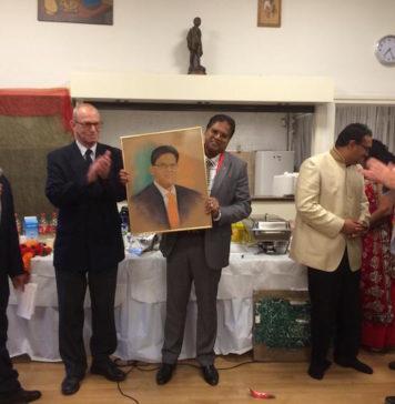 Rotterdamse 4 Leeuwenspeld voor Chan Santokhi uit Suriname
