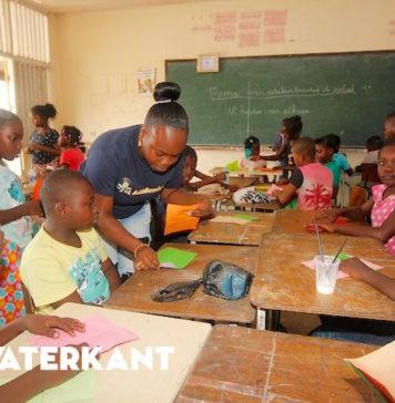 Vakantie activiteiten van Stichting 't Academietje in Suriname