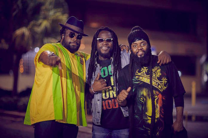 Morgan Heritage eerste internationale reggaeshow in Suriname