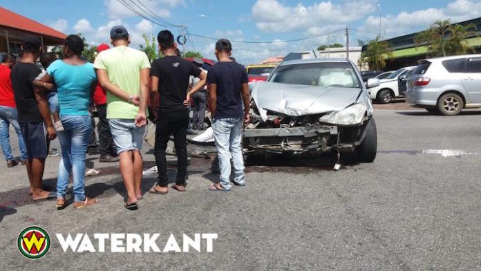 Toch zeven doden tijdens verkeersveiligheidsmaand in Suriname