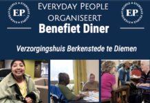 Surinaams benefiet diner voor bewoners verzorgingshuis Diemen