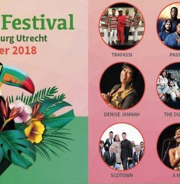 Nieuwe generatie talenten op Brasa Festival Utrecht 21 oktober