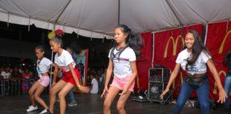 Dans-scholarships weggegeven tijdens McDonald's Talentenshow in Suriname