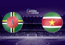 Concacaf Nations League: Dominica tegen Suriname 0-0