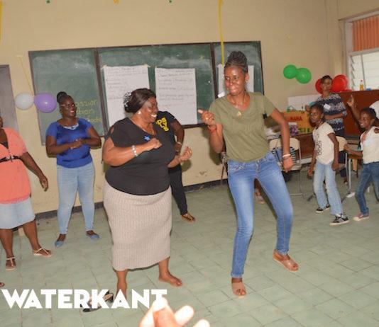 Studiedagen voor EBG-leerkrachten op SPI Complex in Suriname