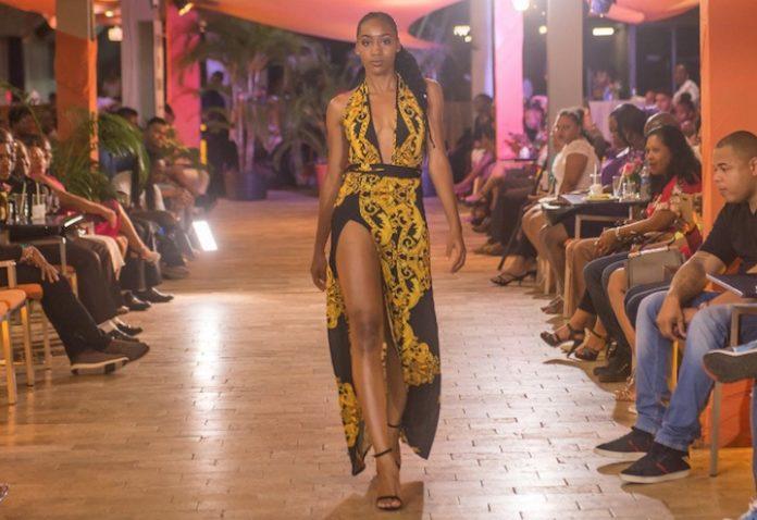 'Glam Fashion Show in Suriname slaat aan bij publiek'