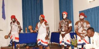 Cursus over Kromanti taal en het winti geloof in Suriname