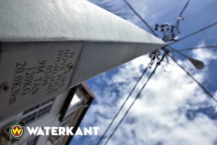 Medewerker Energie Bedrijven Suriname overleden bij werkzaamheden aan mast