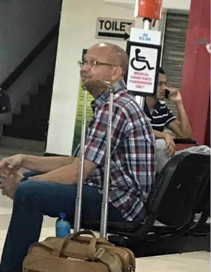 Ministerie: 'Steve Meye niet naar Israël afgereisd'