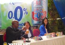 Surinaamse Brouwerij presenteert Parbo Radler 0.0% in Suriname