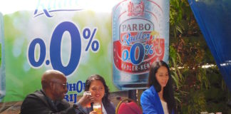 Surinaamse Brouwerij presenteert Parbo Radler 0.0% in Suriname