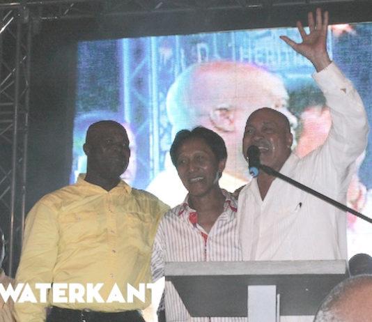Somohardjo's dreamteam moet Bouterse verslaan bij verkiezingen Suriname